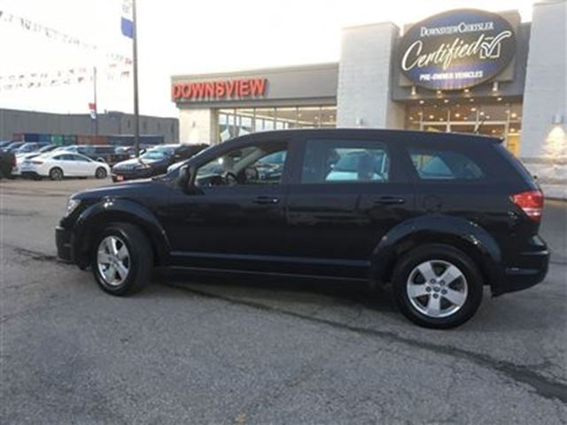 2013 Dodge Journey Canada Value Pkg 7 Seater Rear Air Bluetooth - Toronto, Ontario Used Car For ...