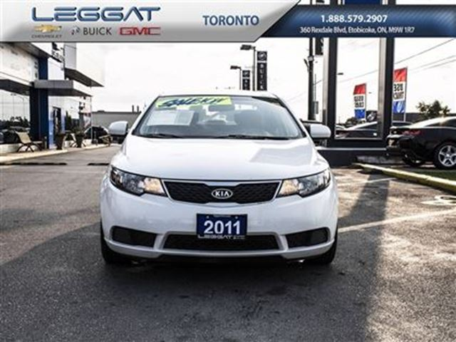 2011 kia forte 2 0l rexdale ontario used car for sale. Black Bedroom Furniture Sets. Home Design Ideas