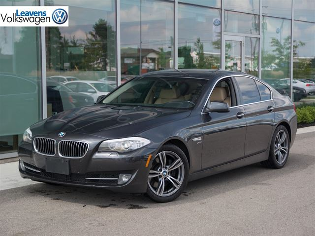 2011 Bmw 5 Series 535xi London Ontario Used Car For
