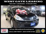 2007 Nissan Versa AUTOMATIC  SAFETY & E-TESTED  in Vaughan, Ontario