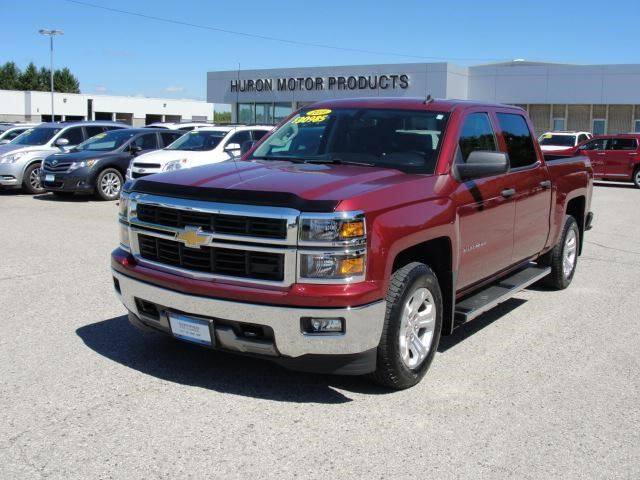 2014 chevrolet silverado 1500 lt w 1lt huron motor products limited. Black Bedroom Furniture Sets. Home Design Ideas