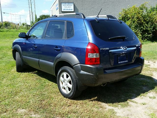 2005 hyundai tucson gl ottawa ontario used car for sale. Black Bedroom Furniture Sets. Home Design Ideas