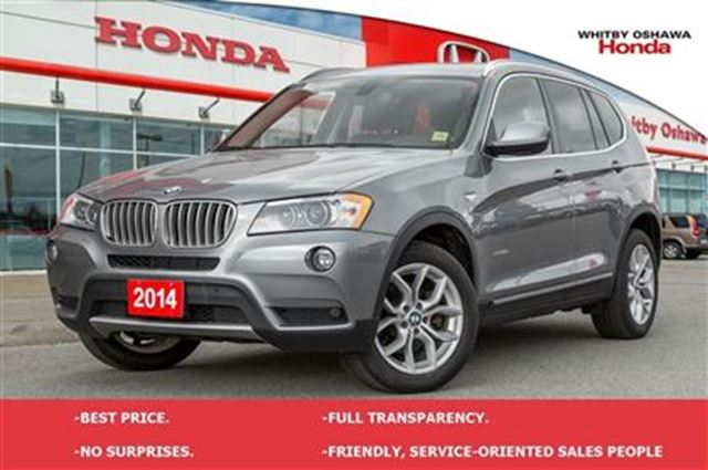 2014 Bmw X3 Xdrive28i Whitby Ontario Used Car For Sale 2577369