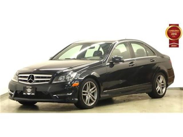 2013 mercedes benz c class 300 4matic sunroof leather interior toronto ontario used car for. Black Bedroom Furniture Sets. Home Design Ideas