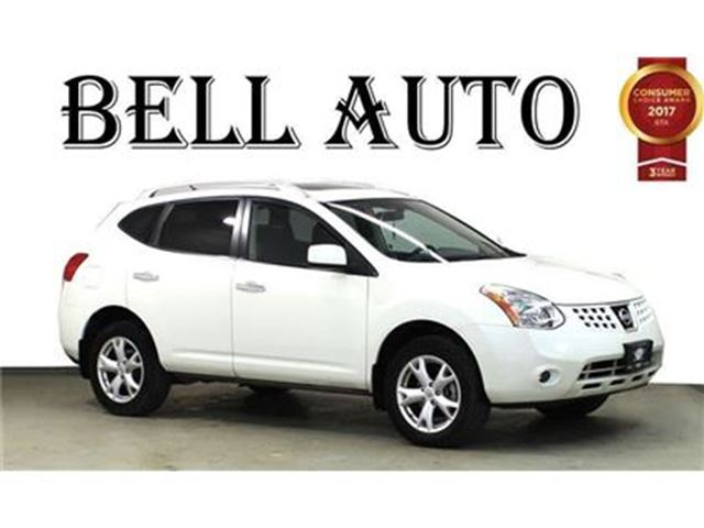 2010 nissan rogue sl sunroof alloys awd toronto ontario car for sale 2577645. Black Bedroom Furniture Sets. Home Design Ideas