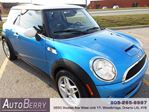 2007 MINI Cooper 6 SPEED MANUAL in Woodbridge, Ontario