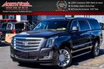 2016 Cadillac Escalade ESV Platinum 4WD CleanCarProof/LowKM Loaded Rear Entertainment 22Alloys  in Thornhill, Ontario