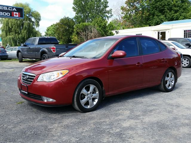 2008 hyundai elantra gls for sale in ottawa rockland. Black Bedroom Furniture Sets. Home Design Ideas
