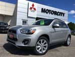2015 Mitsubishi RVR Limited AWC - Only 317 KM's - in Whitby, Ontario