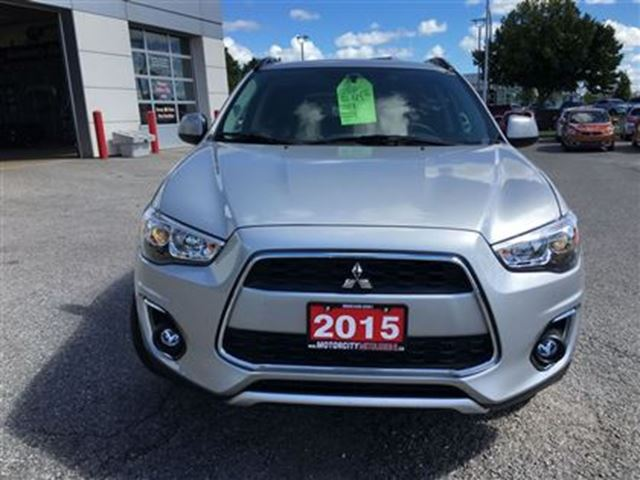 2015 Mitsubishi RVR Limited AWC - Air Conditioning ...