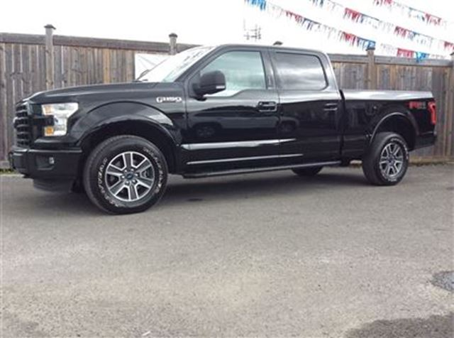 2016 Ford F 150 Xlt Fx4 Leather Loaded Ottawa Ontario