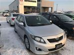 2010 Toyota Corolla S Automatic Transmission!! in Thunder Bay, Ontario