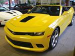 2015 Chevrolet Camaro 2SS CONVERTIBLE AUTOMATIC YELLOW LOW KM FINANCE AVAILABLE in Edmonton, Alberta