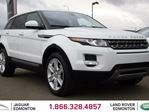 2014 Land Rover Range Rover Evoque Pure Plus - CPO 6yr/160000kms manufacturer warranty included until July 27, 2020! CPO rates starting at 1.9%! LOCAL ONE OWNER TRADE IN | NO ACCIDENTS | EXCELLENT CONDITION | HEATED LEATHER SEATS | HEATED STEERING WHEEL | MEDIA SCREEN WITH BACK UP CAM in Edmonton, Alberta