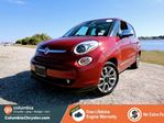 2015 Fiat 500L LOUNGE, NAVIGATION, BACKUP CAMERA WITH SENSORS, SATELLITE RADIO, VERY LOW KILOMETRES, FREE LIFETIME ENGINE WARRANTY! in Richmond, British Columbia