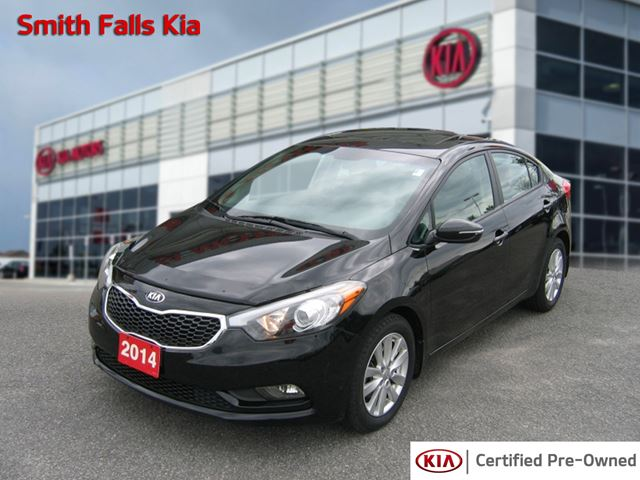 2014 kia forte lx s r black smiths falls kia. Black Bedroom Furniture Sets. Home Design Ideas