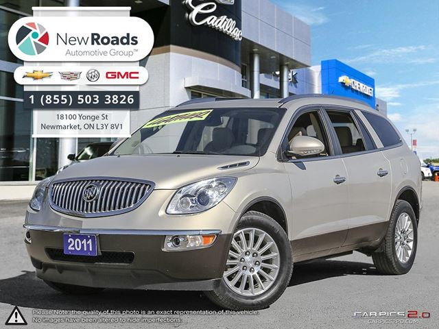 2011 buick enclave cxl cxl snrf pwr lft gate. Black Bedroom Furniture Sets. Home Design Ideas