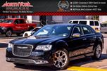2016 Chrysler 300 C Platinum AWD Pano Sunroof Nav Htd/Vntd Front Seats Bluetooth 19Alloys  in Thornhill, Ontario