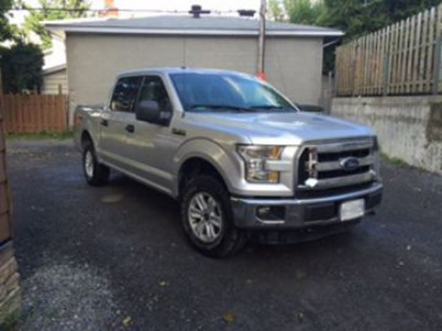 2015 ford f 150 4wd supercab 145xlt silver lease busters. Black Bedroom Furniture Sets. Home Design Ideas