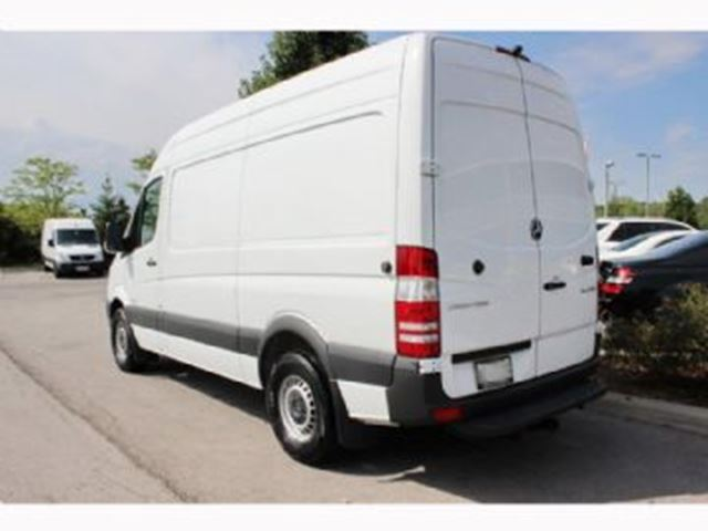 2015 mercedes benz sprinter sprinter 2500 cargo 144 for Mercedes benz sprinter 2500 mpg