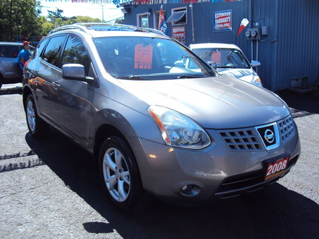 2008 nissan rogue sl remote starter sunroof new tires. Black Bedroom Furniture Sets. Home Design Ideas