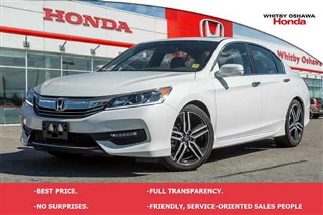 2016 honda accord sport whitby ontario used car for sale 2579741. Black Bedroom Furniture Sets. Home Design Ideas