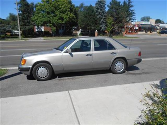 1993 mercedes benz b class scarborough ontario used for Mercedes benz scarborough
