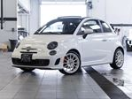 2014 Fiat 500 Abarth Cabriolet w/ Navigation in Kelowna, British Columbia