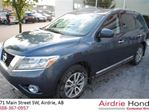 2014 Nissan Pathfinder SL *Local Trade-In, 3M, Navigation* in Airdrie, Alberta