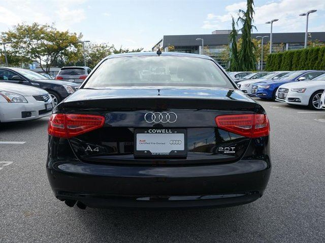 2013 audi a4 2 0t richmond british columbia car for sale 2580370. Black Bedroom Furniture Sets. Home Design Ideas