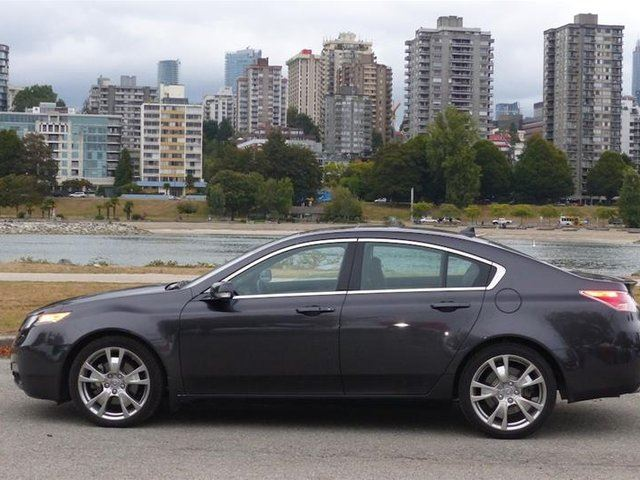used 2014 acura tl sh awd elite at vancouver. Black Bedroom Furniture Sets. Home Design Ideas
