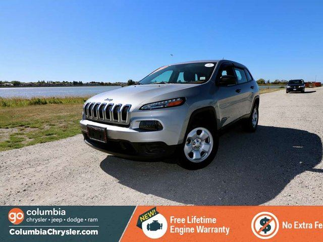 2015 Jeep Cherokee Sport Backup Camera Bluetooth With Streaming