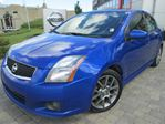 2010 Nissan Sentra SE-R NAV+TOIT+MAG+AC in Longueuil, Quebec