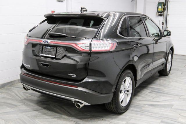 2015 ford edge sel v6 awd heated seats bluetooth power seat alloys power package cruise. Black Bedroom Furniture Sets. Home Design Ideas