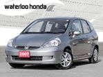 2007 Honda Fit LX Only 106,300 km. Includes Snow Tires on Rims! in Waterloo, Ontario