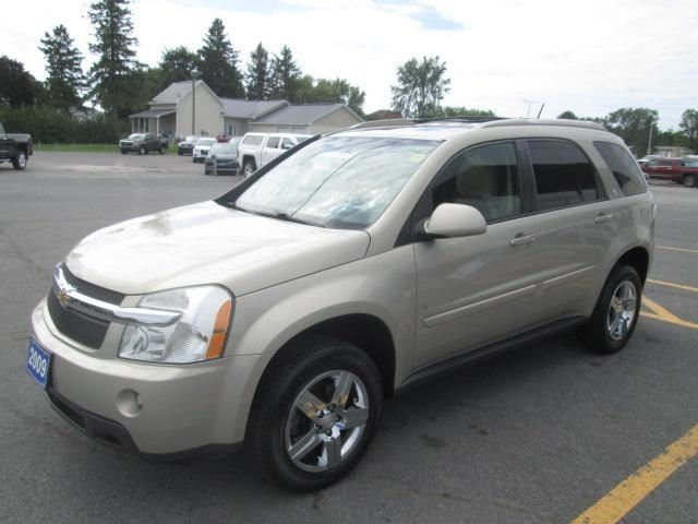 2009 chevrolet equinox lt green valley ontario used car for sale 2581418. Black Bedroom Furniture Sets. Home Design Ideas