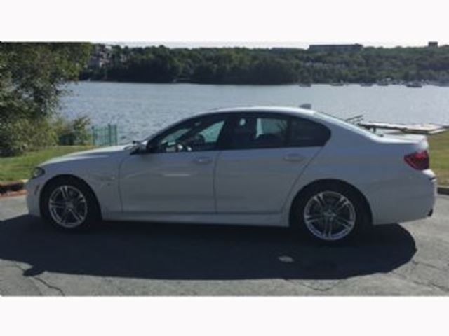 2014 bmw 5 series 4dr sdn 528i xdrive awd m sport and premium package mississauga ontario. Black Bedroom Furniture Sets. Home Design Ideas