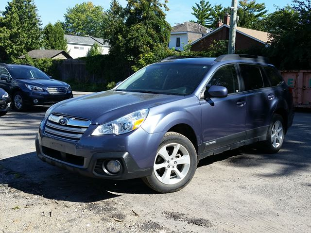 2014 Subaru Outback 2.5i Premium - Ottawa, Ontario Used Car For Sale - 2581641