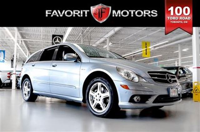 2010 mercedes benz r class r350 bluetec 4matic 7 passenger for Mercedes benz 7 passenger