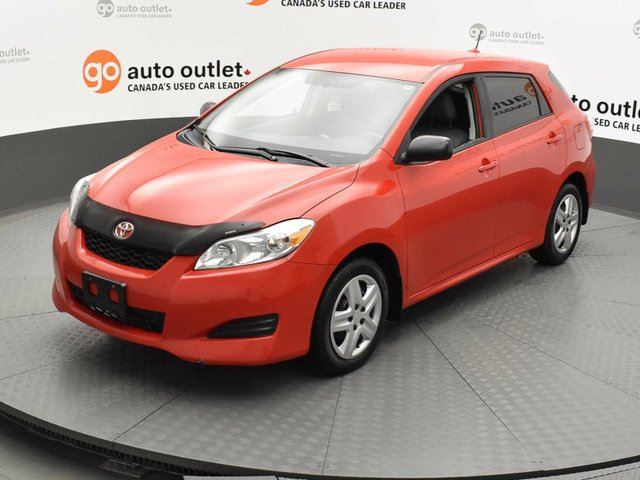 2010 toyota matrix base edmonton alberta car for sale. Black Bedroom Furniture Sets. Home Design Ideas