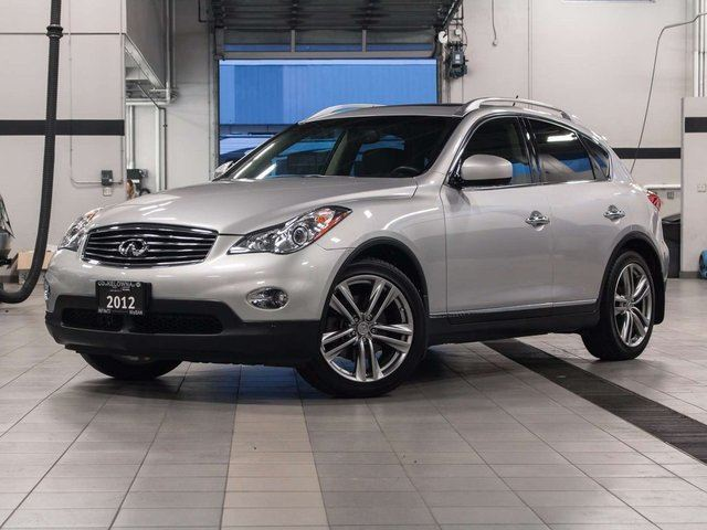 2012 infiniti ex35 journey premium navigation silver auto loan kelowna. Black Bedroom Furniture Sets. Home Design Ideas