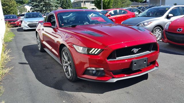2015 Ford Mustang Gt Premium Richmond Ontario Used Car