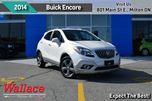 2014 Buick Encore 1-OWNER/NO ACCIDENTS/SUNROOF/NAV/LEATHER/HTD STS/B in Milton, Ontario