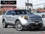 2014 Ford Explorer 4WD ONLY 65K! **DVD ENTERTAINMENT PKG** TECHNOLOGY PKG in Scarborough, Ontario