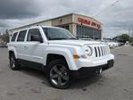 2015 Jeep Patriot 4X4 HIGH ALTITUDE, ROOF, LEATHER, 28K! in Stittsville, Ontario