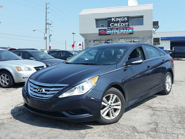 No Credit Car Loans >> 2014 Hyundai Sonata - Pickering, Ontario Used Car For Sale ...