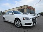 2013 Audi A4 2.0T QUATTRO, 6 SPD, LEATHER, ROOF, 69K! in Stittsville, Ontario