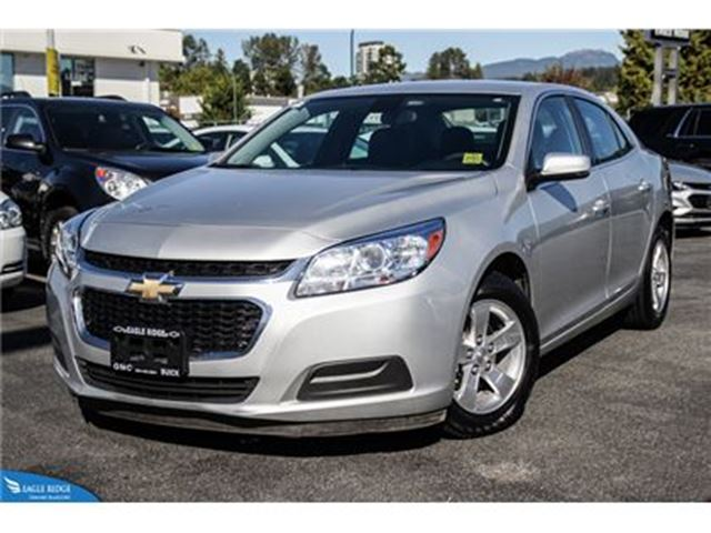 2016 chevrolet malibu lt coquitlam british columbia used car for sale 2582445. Black Bedroom Furniture Sets. Home Design Ideas