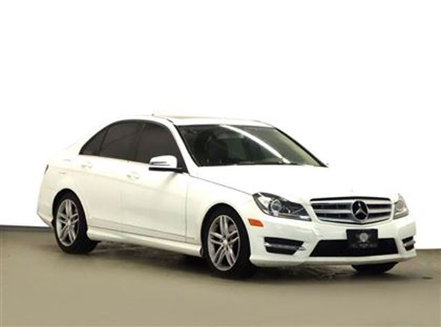 2012 mercedes benz c class c300 4matic sunroof leather for Mercedes benz payment calculator