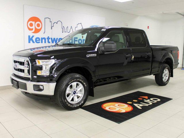 2016 ford f 150 xlt black kentwood ford. Black Bedroom Furniture Sets. Home Design Ideas